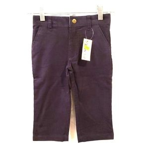 NWT All Navy Pants Trousers Corduroy